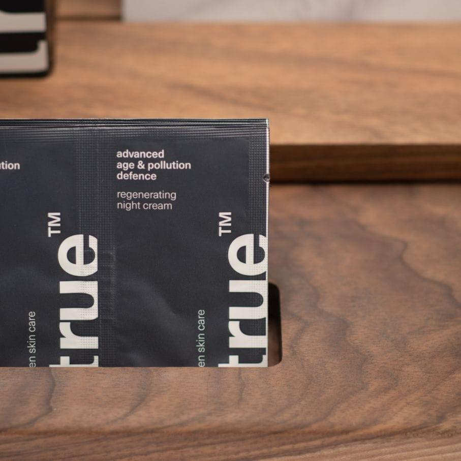 Próbki kosmetyków dla mężczyzn true men skincare
